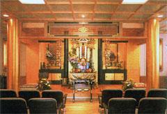 厳念寺本堂