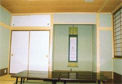 徳雲会館2F和室