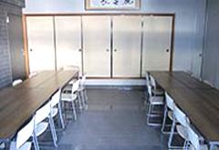 観音寺ホール控室