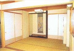 東照寺会館控室