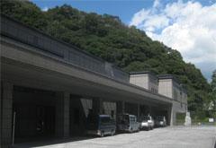 横浜市南部斎場外観