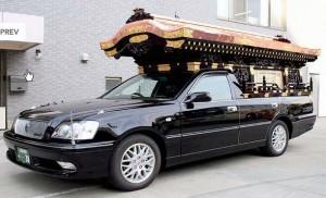 宮型霊柩自動車(東礼自動車株式会社)の画像